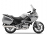 Honda NT700V Deauville Spangle Silver Metallic